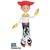 Disney Toy Story 12 Inch Talking Jessie Used ( Missing Hat)