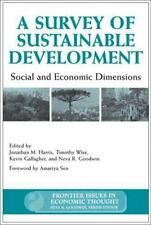 Frontier Issues in Economic Thought: A Survey of Sustainable Development :...