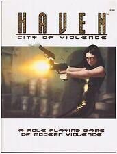 Louis Porter, Jr RPG Haven - City of Violence Soft Cover