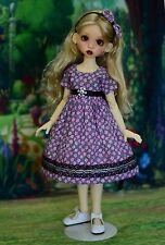 """""""Spring Twilight"""" Dress, Outfit, Clothes for 18"""" MSD Kaye Wiggs BJD, Bergemann"""