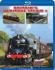 Britain's Heritage Steam BLU-RAY NEW Highball North Yorkshire Moors A1 Tornado