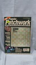 8 x Popular Patchwork Magazines (DIK) (2)