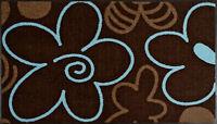wash+dry Teppich waschbar Fußmatte Bodenmatte 75 x 120 cm Amazone Valentine