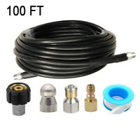 ,Sewer Jetter Hose,Drain Cleaner A13 Details about  /Karcher Pressure Washer Drain Cleaning Hose
