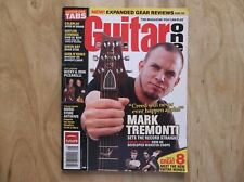 Guitar One August 2005 Mark Tremonti