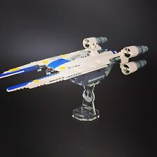 Display stand for LEGO Star Wars: Rebel U-Wing Fighter (75155)