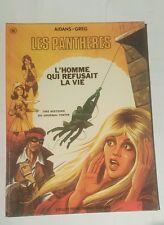 les panthers #95 , 1974 edition du lombard