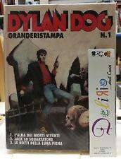 DYLAN DOG GRANDE RISTAMPA N.1  Ed. BONELLI SCONTO 15%