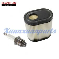 Air Filter Tune Up Kit for TECUMSEH 36905 740083A CRAFTSMAN 33331 Spark Plug