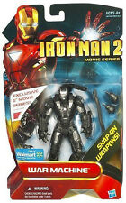 "IRON MAN 2_WAR MACHINE 6 "" figure_Movie Series_Exclusive Limited Edition_New_MIP"