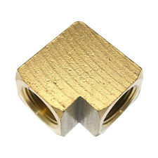 "Brass Elbow Fitting 3/4""  NPT Female - FPE99"