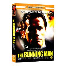 The Running Man (1987) DVD - Arnold Schwarzenegger