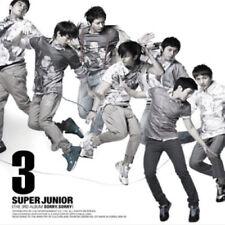 SUPER JUNIOR [SORRY, SORRY] 3rd Album C Ver CD+Broschüre K-POP SEALED