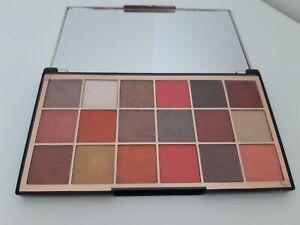 Make-up Revolution Lidschatten-Palette