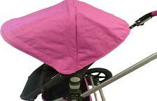 Pink Sonnendach Farbton Drähte Sitz Korb Ist für Bugaboo Buggys Chameleon 1 2 3
