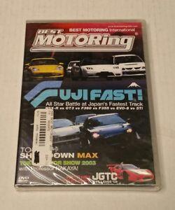 Best Motoring International Fuji Fast! DVD Japan