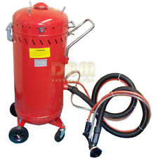 28 Gallon Sand Blaster Abrasive Sandblaster With Vacuum *FREE SHIPPING*