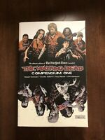 The Walking Dead Compendium One Horror Comic Collectible