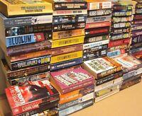 Lot 10 Robert Ludlum PB Book - RANDOM MIX PICK - Jason Bourne...Covert-One...