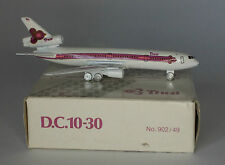 Schabak Douglas DC-10-30 Thai International 1st version in 1:600 scale