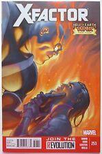 X-Factor #253 (May 2013, Marvel) Jezebel 1st revealed as Mephista (C2807)