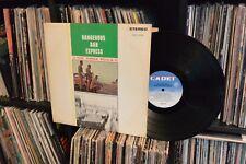 The Three Souls Rare Jazz LP Argo 4036 St 1964 Dangerous Dan Express  NM