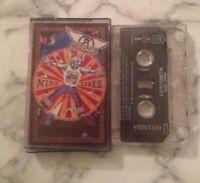 Music Cassette Tape - Aerosmith Nine Lives