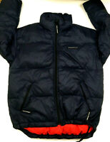 Vtg Polo Sport Ralph Lauren Mens Jacket Puffer Down Spell Out Ski Snow Beach S