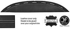 Grigio Stitch Top Sfiato Cruscotto Dashboard Copertura in pelle si adatta FERRARI TESTAROSSA 84-91