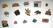 PIN's PINS - LPIN15 02 - Lot de 15 PINS Excellent état