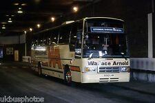 Wallace Arnold D202LWX Doncaster 1988 Bus Photo
