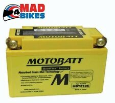KTM 625 SMC, SXC AGM Batería de actualización 20% de energía extra YTZ10S (MBTZ 10S) de 2003 a 09