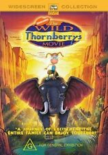 The Wild Thornberry's Movie - DVD LIKE NEW REGION 4 FREE POST AUS NICKELODEON