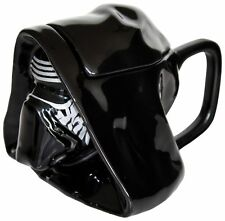 "Joy Toy ""Kylo Ren 3D Ceramic Cup with Lid, Multi-Colour, 320 ml"