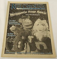 February/March 1999 Reel Carolina Journal ~ MUPPETS FROM SPACE ~ Wilmington Film