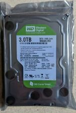 """NEW BUT OPENED NEVER USED RESEALED 3.5"""" WD GREEN 3TB PC NAS HARD DRIVE WD30EZRX"""