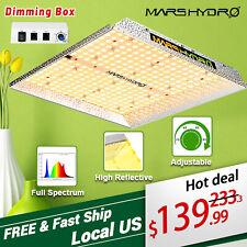 Mars Hydro TS 1000W LED Grow Light White Full Spectrum For Indoor Grow VEG Bloom