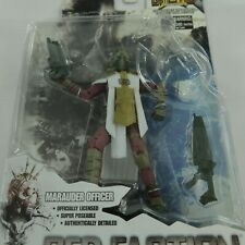 NIB Red Faction Armageddon Marauder Officer Action Figure THQ NEW SEALED 2219
