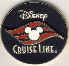 Disney Pin: DCL - Disney Cruise Line Logo