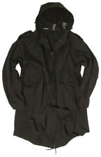 MIL-TEC US BLACK M51 SHELL PARKA WITH LINER