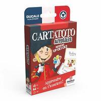 Cartatoto Jeu de Cartes éducatif-Vocabulaire Anglais, 10006521