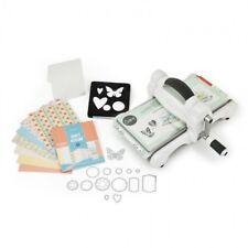 Macchina Sizzix Big Shot Starter Kit 659765 fustellatrice