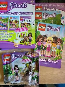 Lego Friends Heartlake City Collection by Dk Book