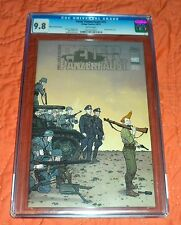 Peter Panzerfaust 15, Ghost Variant, CGC 9.8 NM/MT