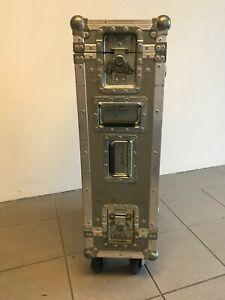 "Flightcase, 19"" Rack, Heavy Duty, 5HE / 5RU, siehe Bilder"