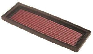 K&N Hi-Flow Performance Air Filter 33-2673 fits Citroen Xantia 1.6 i, 1.8 i, ...