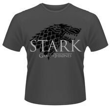 Game Of Thrones 'Stark' T-Shirt - NEW & OFFICIAL