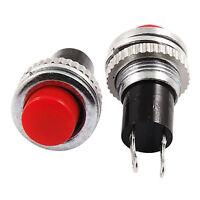 2A 3PDT 9 Pin ON-ON 2 Positionen Verriegelungsschalter 5A 250V 2PCS AC120V
