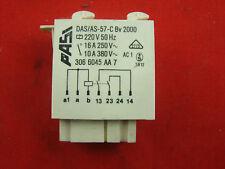 Heizrelais Waschmaschine Bosch  306 6045  AA7 #KZ-3396