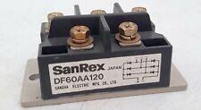 SanRex Df60Aa120 Three Phase Bridge Diode Module